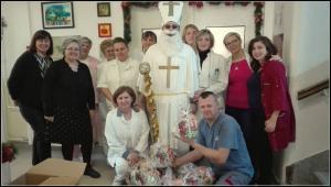 Sveti Nikola u Domu